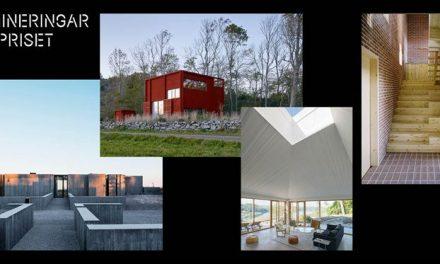 Fyra årstider när arkitekter prisar intressantaste villorna