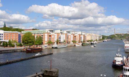 Norra Hammarby-hamnen: Här vill de att du ska få bada i nya poolen!