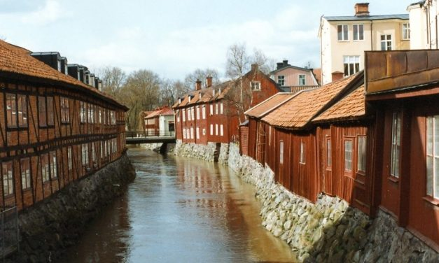 Nu ska Västerås mest fotograferade vy uppdateras