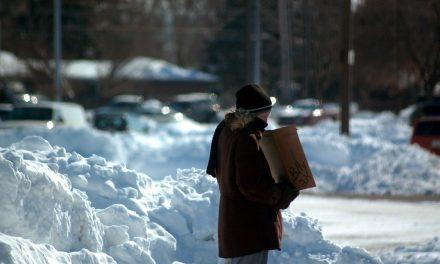 Frälsningsarmén gör julen lite godare för de hemlösa