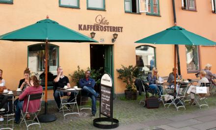 Malmös Lilla kafferosteri kan bli Sveriges bästa bageri