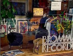 Anrika Bromma Records lever vidare på nätet