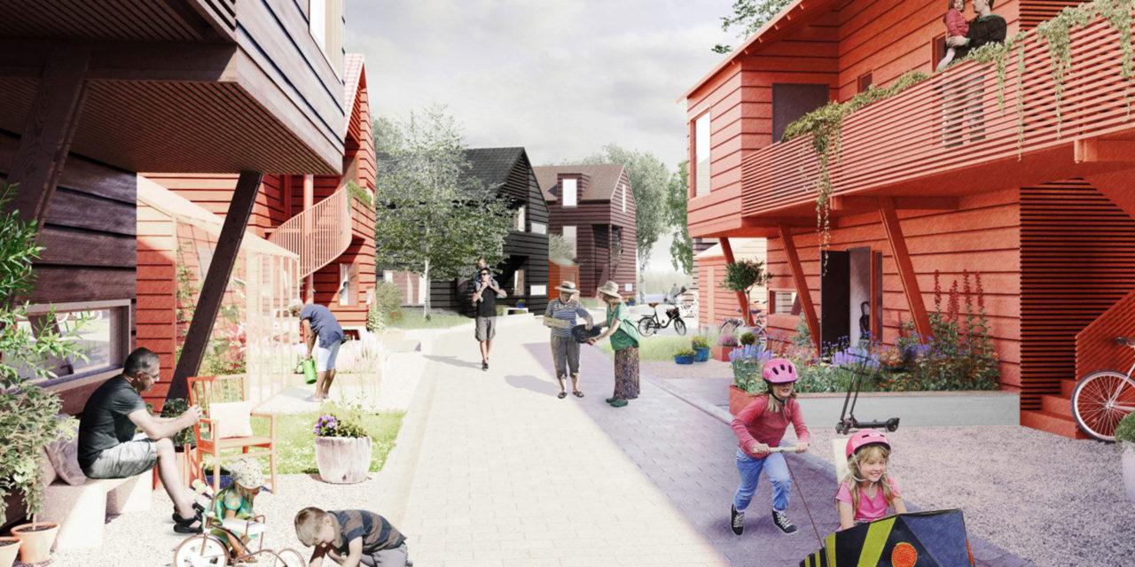 White arkitekters lantliga urbanism vinnare i Ornäs