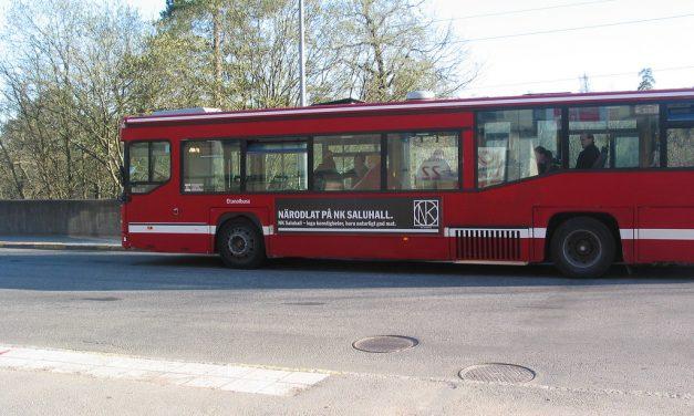 Medborgarplatsen ny knutpunkt för bussarna