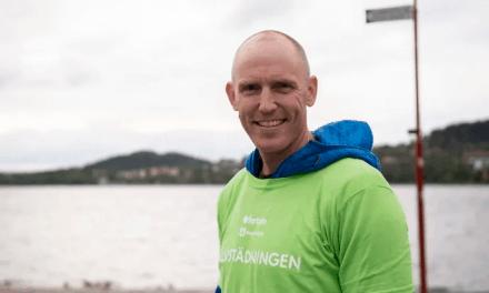 Björn Ferry & Co fortsätter städningen längs Dalälven
