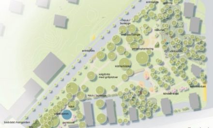 Grynkvarnsparken byggs om i Årstastråkets sista etapp