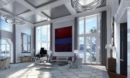 Dyraste våningen i NY 130 miljoner – dollar!