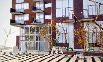 Efter cykelhuset Ohboj byggs promenadhuset Iggy