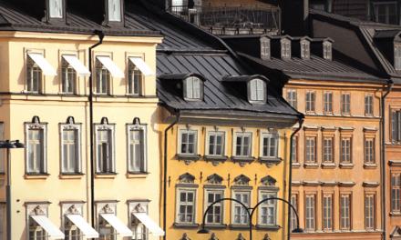 Mäklarstatistik ser trendbrott när det gäller bostadsrätter