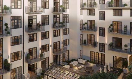Söders klassiska brödfabrik hyser 40 nya lägenheter