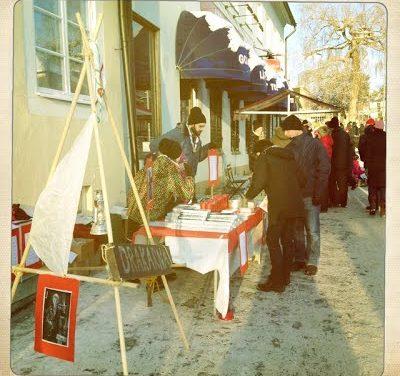 Årets traditionella marknad i Ålsten hålls 3 december