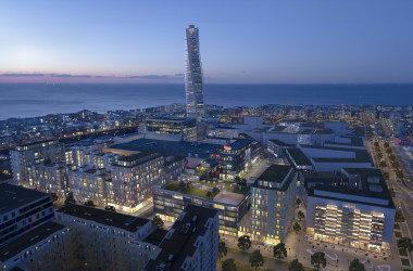 Hållbart är ordet när stan bygger ny stad i staden
