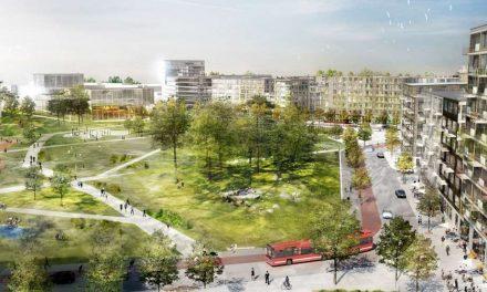 Täby Food Market öppnar vägen till nya stadsdelen