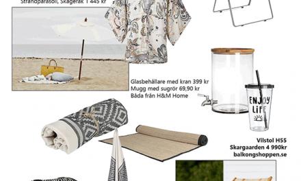 Kimono – sitter rätt både för stranden och sommarkvällen