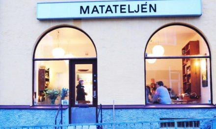 """""""Matateljén är ett givet nedslag i sommarsverige"""""""