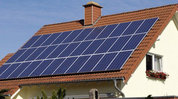 Kommunens solkarta hjälper dig att installera solceller