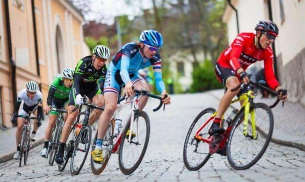 Internationella cykeleliten intar Uppsala nästa vecka