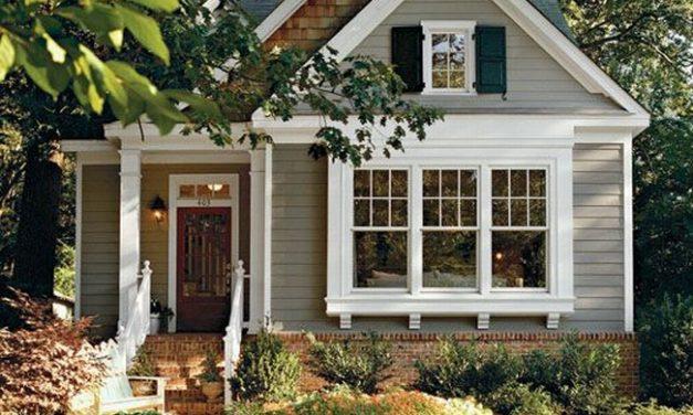 Små hus växer mest och bäst i små kommuner