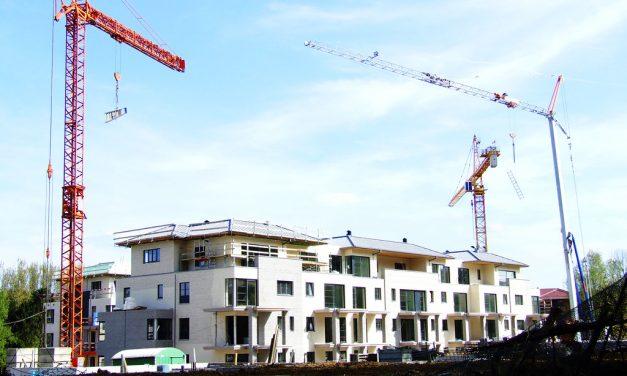 Nya prognosen: Så mycket faller bostadsbyggandet …