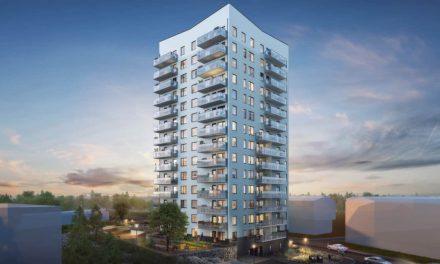 Antalet nya bostadsrätter till salu ökar med 300 procent