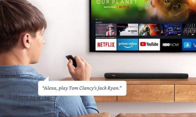 Inte bara på nätet – Amazon vill ta sig in i ditt vardagsrum