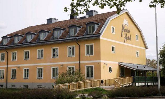Ökat tryck på Enskedes hotell när turismen ökar