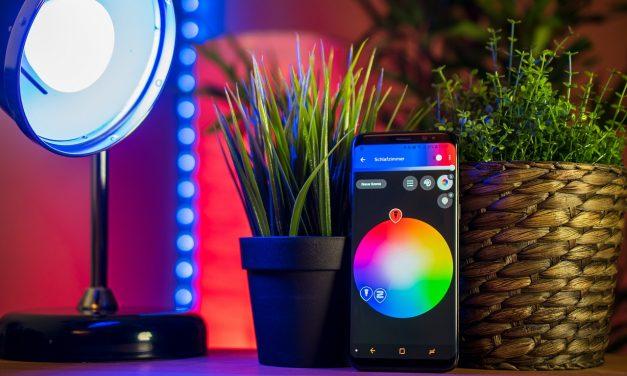 Var tredje vill redan låta mobilen styra belysningen