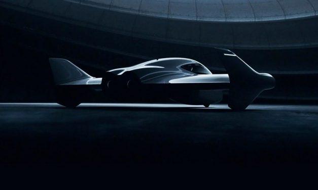Högtflygande planer när Porsche inleder samarbeteBoeing
