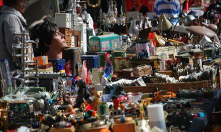 Kom ut ur garderoben och sälj dina gamla prylar här!