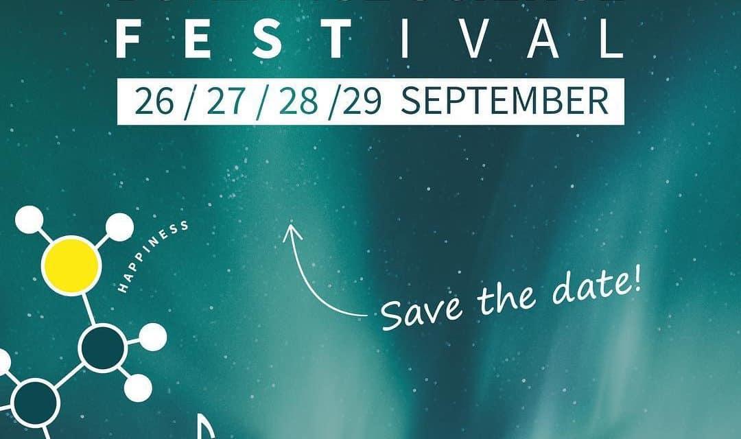 Följ med in i framtiden på spännande Science Festival