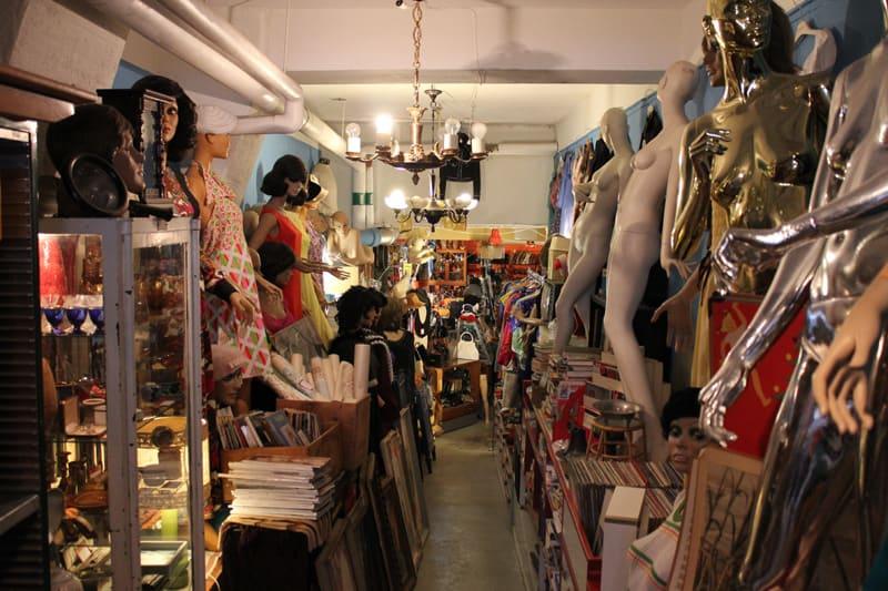 Modern Retro öppnar vintagebutik i Sofo