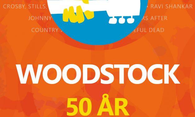 50 år senare: Woodstock återuppstår på Uppsala KK