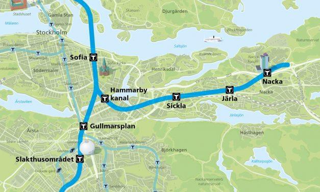 Ännu ett grönt ljus för nya tunnelbanan till Söderort