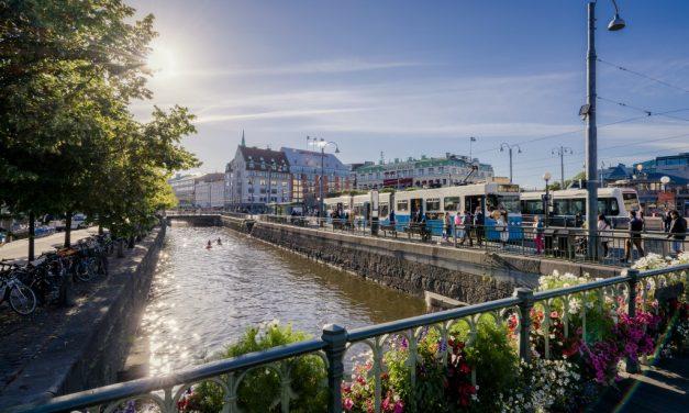Göteborg är Europas smartaste stad