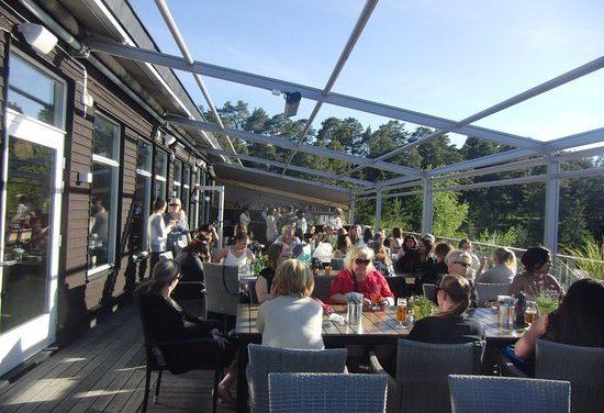 Pärlan: Holmen kök & bar är Saltis skönaste ställe just nu