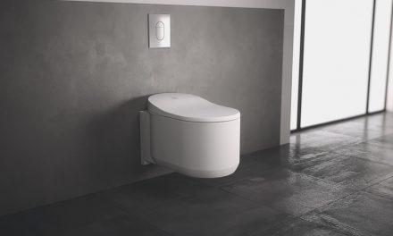 Svenskarna skippar duschen i toaletten