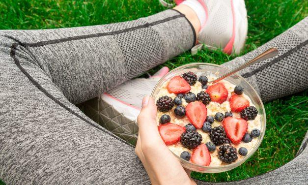 Ta en frukt – slipp sju promenader i månaden…