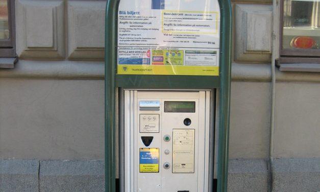 Parkeringsavgifterna har ökat med 72 procent i Stockholm