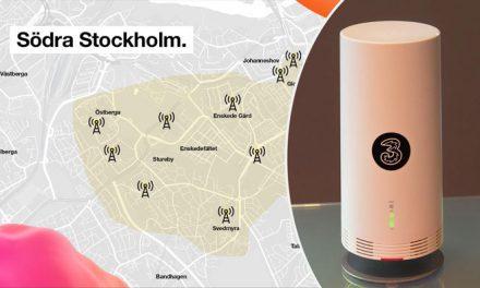 Bli en av första i Enskede som får testa 5G gratis