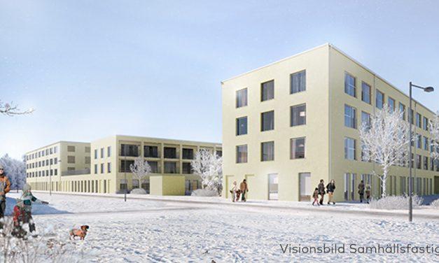 Nya samhällsfastigheter i Borlänge