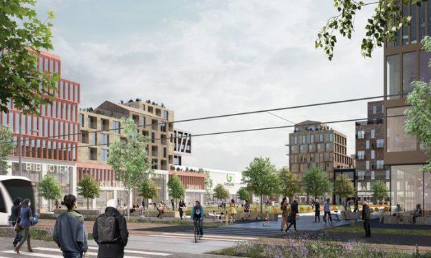 Gottsundas stadsutveckling fram till 2035 har klubbats | Uppsala kommun