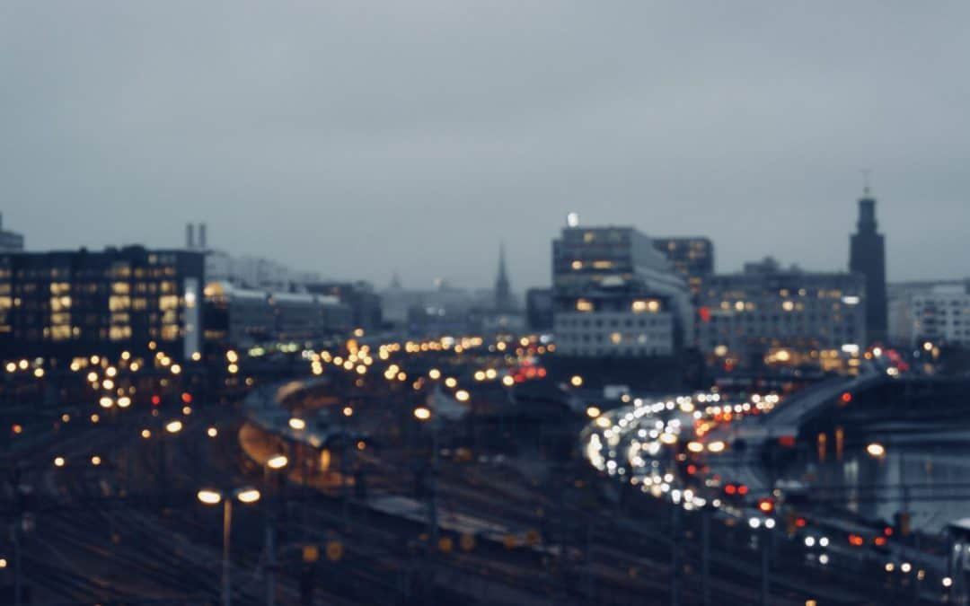 stockholm dimma
