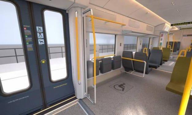 43 eluttag för datorer när Roslagsbanan får ny vagnar