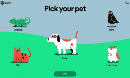 Spotify nu även för ditt kära husdjur