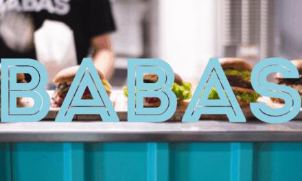 Babas hamburgare tillhör 5 i topp i Stockholm