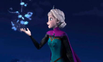 Elsa från Täby ger svensk röst åt nya Snödrottningen