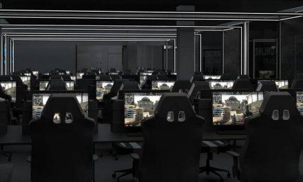 Inferno Online satsar på en öppen spelmiljö i Täby centrum
