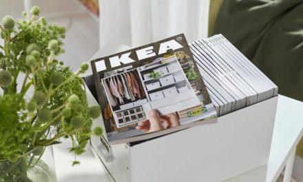 """VÅRTECKEN: Sveriges största """"inredningsmagasin"""" är här"""