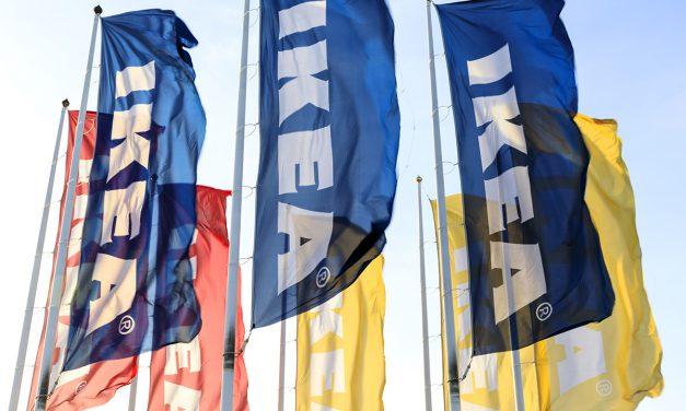 Ikea tillverkar skyddsutrustning i kampen mot coronaviruset