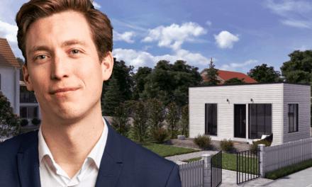 Han vill bygga hyreshus – hemma i din villaträdgård